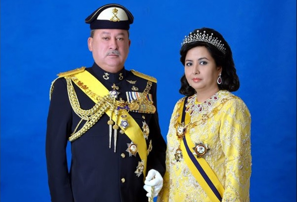 20171025-Johor Sultan and wife.jpg