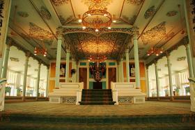 Royal Abu Bakar Museum in Johor