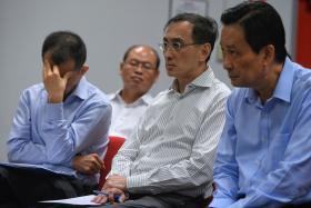 SMRT top leaders