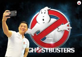 Ghostbuster Tan Chuan-Jin