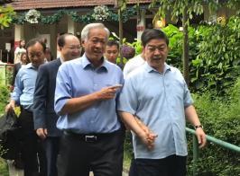 Gen Chang and Min Ng